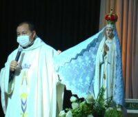 Coroação de Nossa Senhora marca o encerramento do mês de maio no Santuário