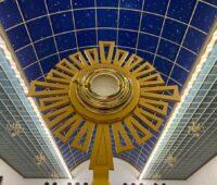 Programação do Santuário para solenidade de Corpus Christi