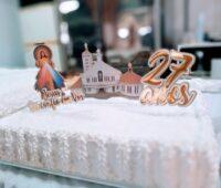 Aniversário de 27 anos do Santuário da Divina Misericórdia