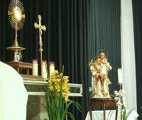 24 horas de oração encerra a Semana da Família no Santuário