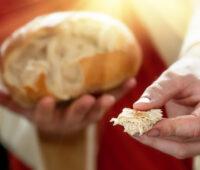 Meditação: Eu sou o pão que desceu do céu