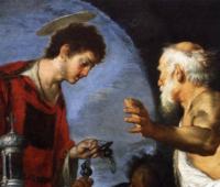 Festa de São Lourenço, padroeiro dos Diáconos