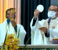 Cada Comunhão é uma oportunidade de cura, explica Padre Anchieta