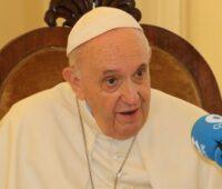Papa Francisco chama a atenção para a cultura do descartável