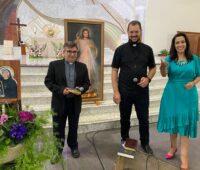 Padres Marianos e Canção Nova celebram juntos o Dia de Santa Faustina